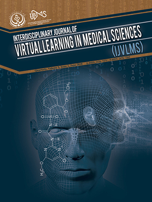 Interdisciplinary Journal of Virtual Learning in Medical Sciences
